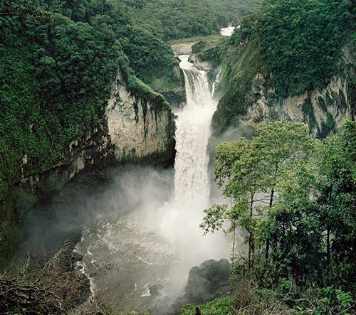 Yann Gross zkoumá tajemný všední život v Amazonii