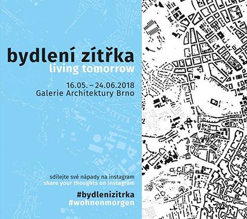 Zveme na výstavu Bydlení zítřka – Living tomorrow v brněnské Galerii Architektury