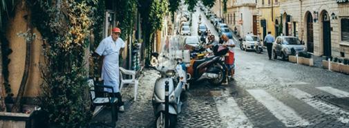 15 nejvíc cool čtvrtí v Evropě