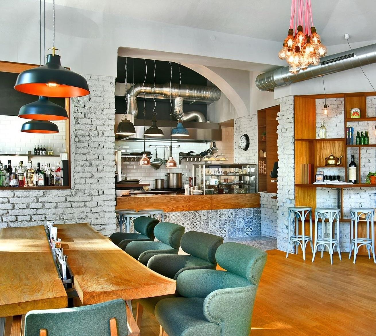 Nejlepší bistra v Praze, kde se snoubí krásný design a skvělé jídlo