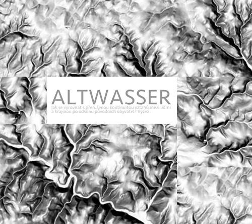 V brněnské Galerii Architektury se představí výstava ALTWASSER (NA CESTĚ DOMŮ)