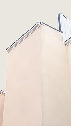 Finský fotograf Kimmo Metsäranta fotí pastelovou krásu skandinávské architektury
