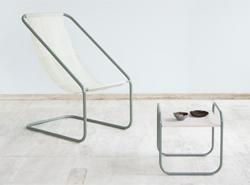 Sea Me furniture holandského designera Nienke Hoogvliet utkané z mořských řas
