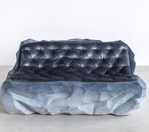 Fernando Mastrangelo tvoří zajímavý nábytek pod značkou MMATERIAL