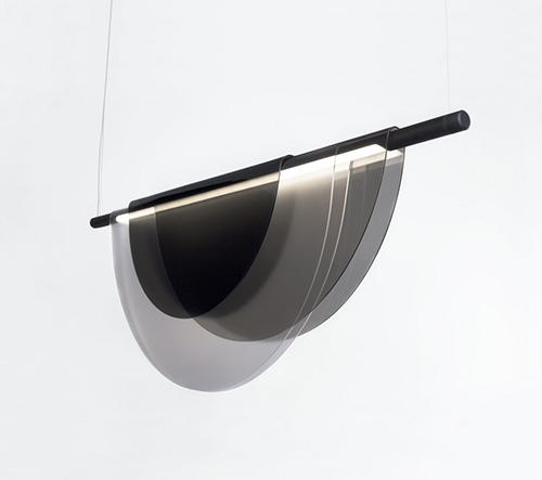 Kolekce světel designového studia  ANONY