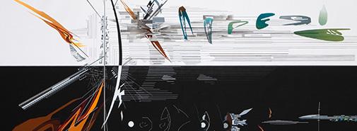 Rané malby zesnulé Zahy Hadid budou vystaveny v Londýně