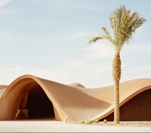 V Jordánsku vznikl golfový klub inspirovaný pouštními dunami