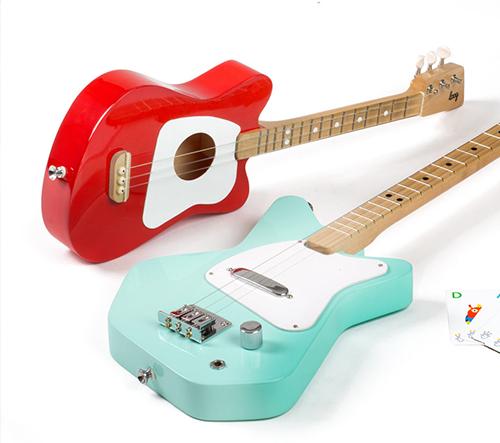 Design kytary, který vám usnadní učení se hrát