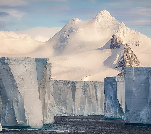 Úžasný výlet do Antarktidy od Josselin Cornou