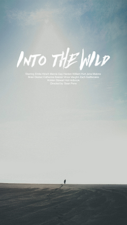 Minimalistické a kreativní alternativní filmové plakáty