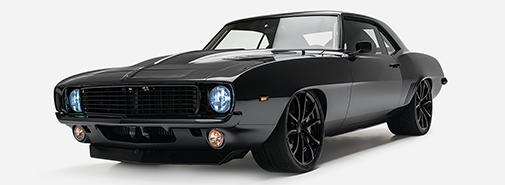 Timeless Kustoms pretvořili legendární Chevrolet Camaro