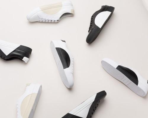 THEY je nová značka tenisek inspirovaných japonským minimalismem a šmrncem Bauhausu
