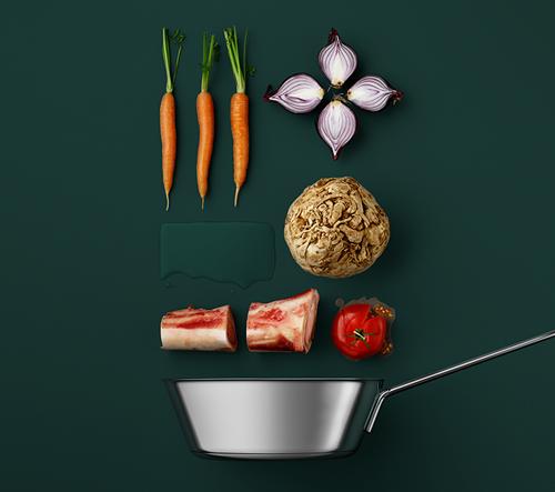 Mikkel Jul Hvilshøj fotí sérii pro severní značku kuchyňškých potřeb