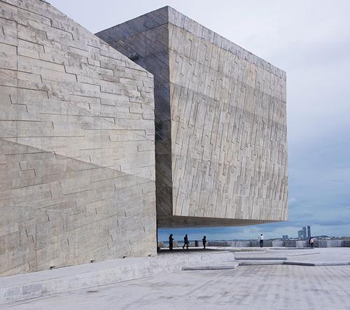 """Rojkind Arquitectos otevírá """"Foro Boca"""", sochařskou koncertní sál v Mexiku"""