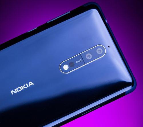 Nokia 8 je nový finský klenot s optikou Zeiss a Androidem